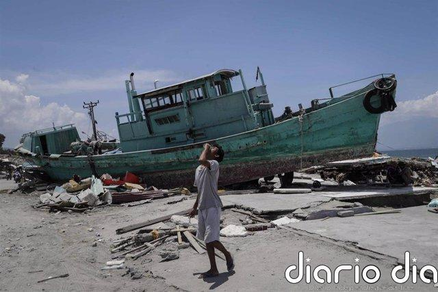 Archivo - Tsunami And Earthquake Aftermath In Central Sulawesi